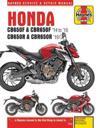 Honda CB650F & CBR650F, CB650R & CBR650R (14 - 19)