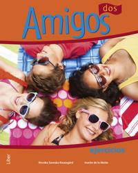Amigos 2 Övningsbok