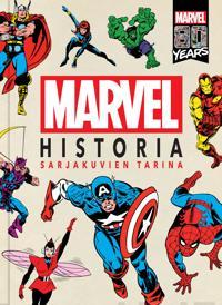 Marvel-historia