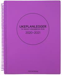 Ukeplanlegger for lærere i videregående skole 2020-2021