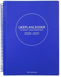 Ukeplanlegger for lærere i voksenopplæringen 2020-2021 -  pdf epub