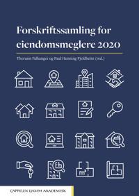 Forskriftssamling for eiendomsmeglere 2020 -  pdf epub