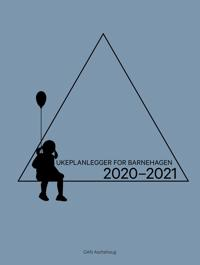 Ukeplanlegger for barnehagen. 2020-2021 -  pdf epub