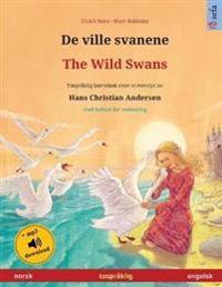De ville svanene - The Wild Swans (norsk - engelsk) - Ulrich Renz | Ridgeroadrun.org
