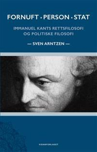 Fornuft, person, stat - Sven Arntzen pdf epub