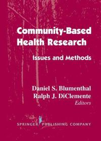 Community-Based Health Research