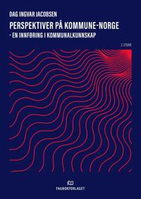 Perspektiver på kommune-Norge - Dag Ingvar Jacobsen pdf epub