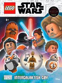 Lego Star wars. Intergalaktisk gøy