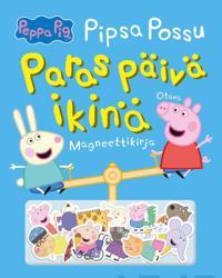 Pipsa Possu - paras päivä ikinä