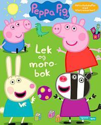 Peppa Pig lek og moro bok