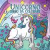 Unicorno libro da colorare