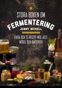 Stora boken om fermentering : fakta och 75 recept med jäst, mögel och bakterier