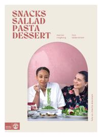 Snacks, sallad, pasta & dessert