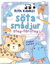 Rita Kawaii söta smådjur: steg-för-steg