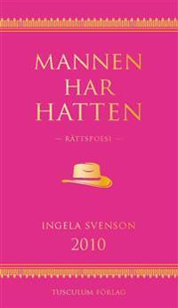 Mannen har hatten : rättspoesi