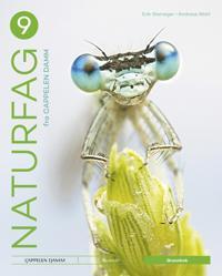 Naturfag 9 fra Cappelen Damm - Erik Steineger, Andreas Wahl | Ridgeroadrun.org