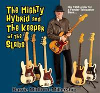 Mighty hybrid and the keeper of the slabs - his 1966 order for a fender tel