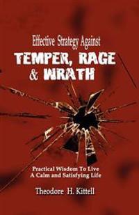 Effective Strategy Against Temper, Rage, & Wrath