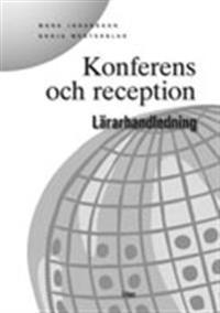 Konferens och reception Lärarhandledning med cd