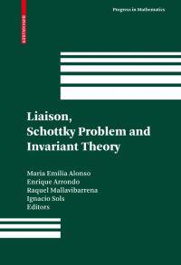 Liaison, Schottky Problem and Invariant Theory