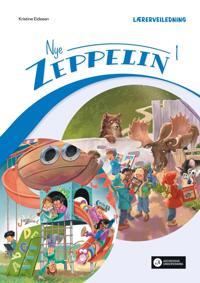 Nye Zeppelin 1AB - Kristine Eidesen | Ridgeroadrun.org