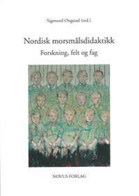 Nordisk morsmålsdidaktikk