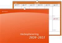 Veckoplanering 2020/2021 -  pdf epub