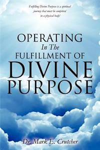 Operating in the Fulfillment of Divine Purpose
