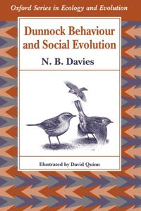 Dunnock Behaviour and Social Evolution