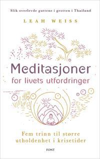 Meditasjoner for livets utfordringer - Leah Weiss pdf epub