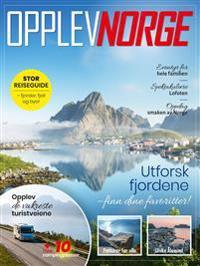 Opplev Norge; sommer 2020