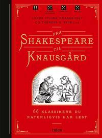 Fra Shakespeare til Knausgård - Janne Stigen Drangsholt | Inprintwriters.org