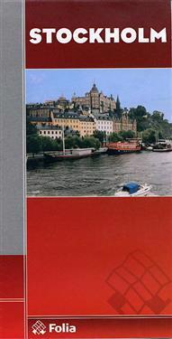 Stockholmskarta med register -  pdf epub