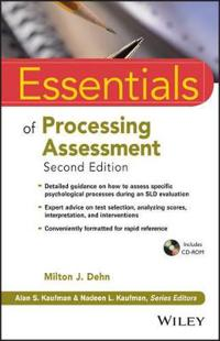 Essentials of Processing Assessment [With CD (Audio)]
