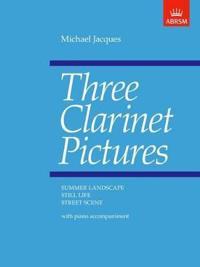 Three Clarinet Pictures