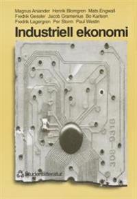 Industriell ekonomi - Faktabok