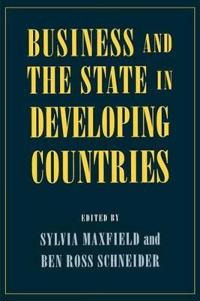 Business and the State in Developing Countries: Germany in Europe