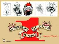 Spider Webb's Classic Tattoo Flash 1