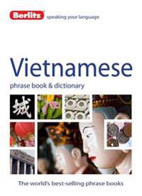 Berlitz Vietnamese Phrase Book & Dictionary