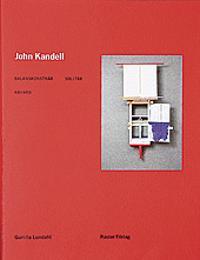 John Kandell : balanskonstnär, solitär, rävröd