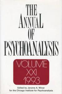 The Annual of Psychoanalysis/1993
