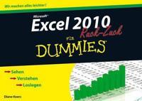 Excel 2010 fur Dummies Ruck-Zuck
