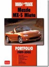 Road and Track Mazda Mx-5 Miata 1989-2002 Portfolio