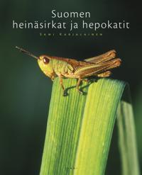Suomen heinäsirkat ja hepokatit (+cd)