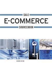 Gale E-Commerce Sourcebook