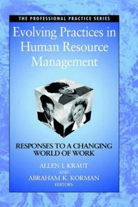 Evolving Practices in Human Resource Management