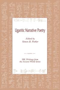 Ugaritic Narrative Poetry
