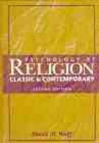 Psychology of Religion: Classic and Contemporary