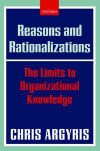Reasons And Rationalizations