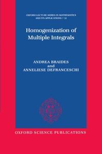 Homogenization of Multiple Integrals